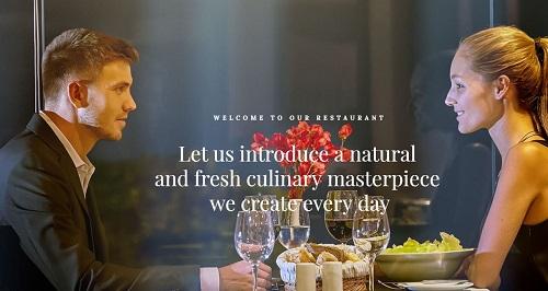 Creare site web pentru restaurant