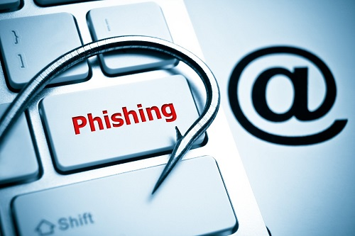escrocheria de tip phishing