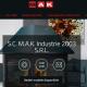 MAK industrie 2003 S.C. M.A.K. Industrie 2003 S.R.L.