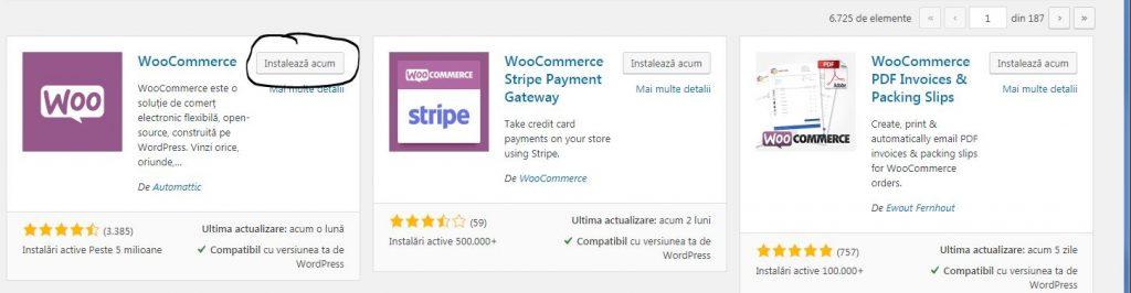Realizare magazin online cu Wordpress/ Woocommerce in 3 pași 4