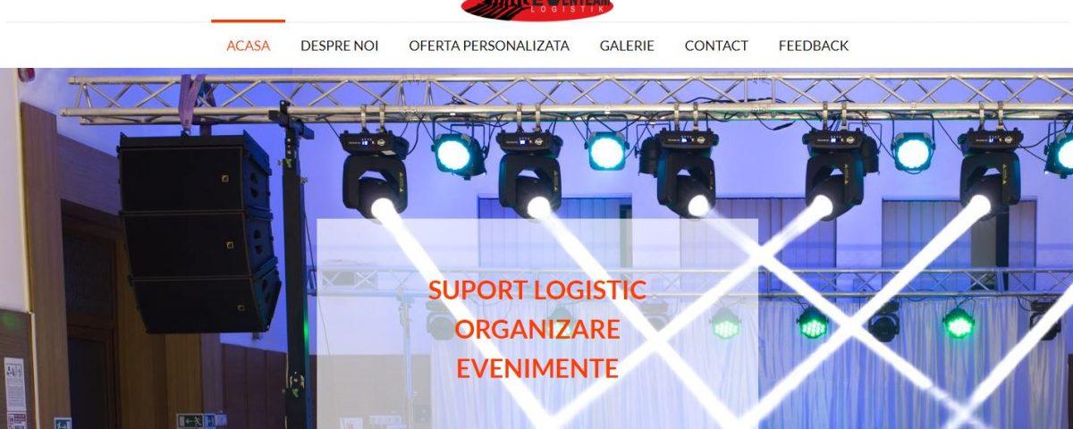 Creare site de evenimente 3