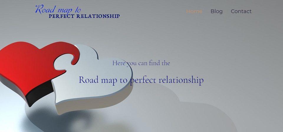 """Creare site pentru articole """"Relații și întâlniri """" 3"""