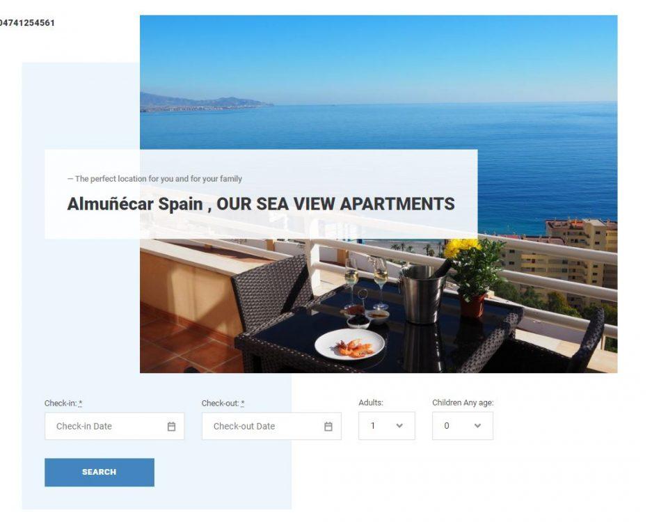 Creare website apartament tip Penthouses 9