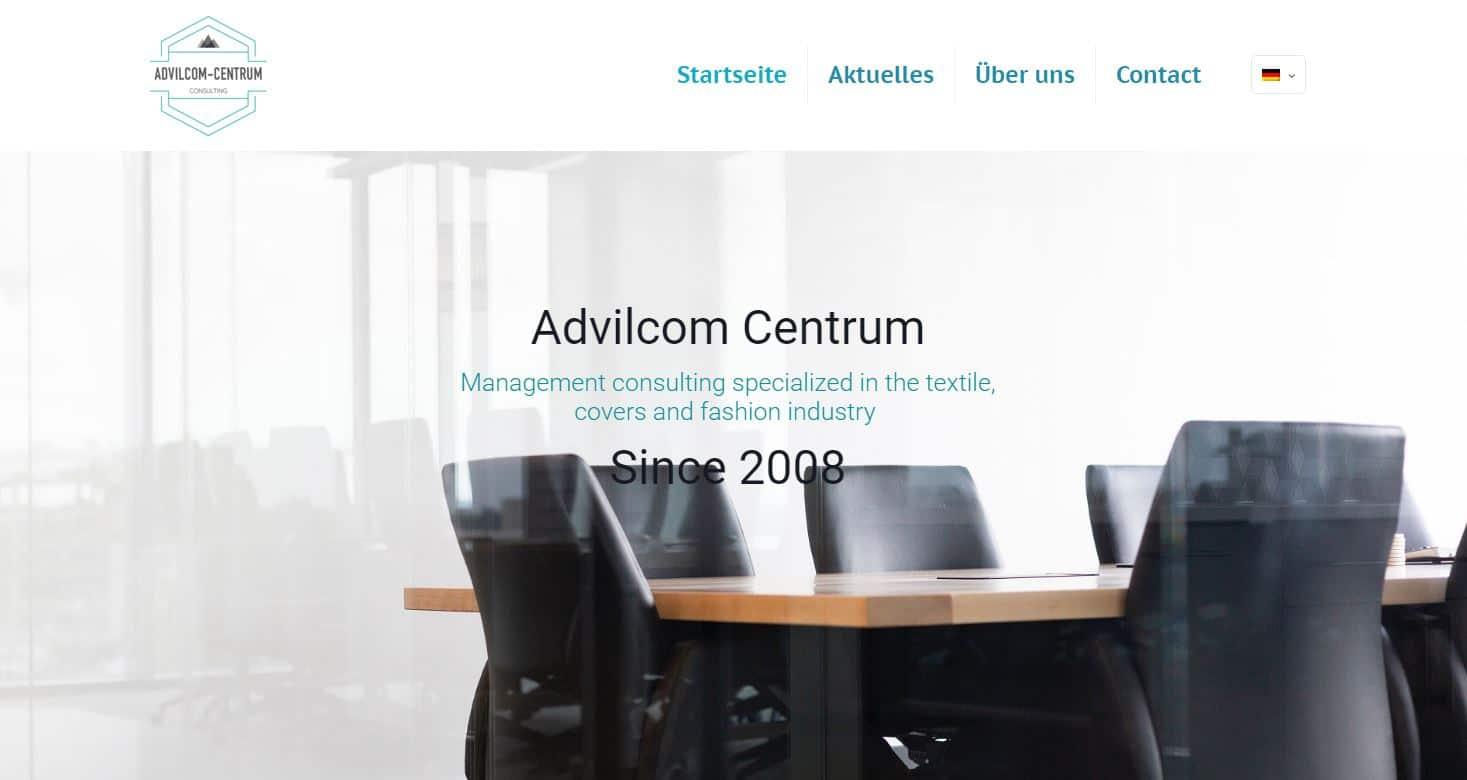 Creare site web pentru firma de gestionarea textilelor 4