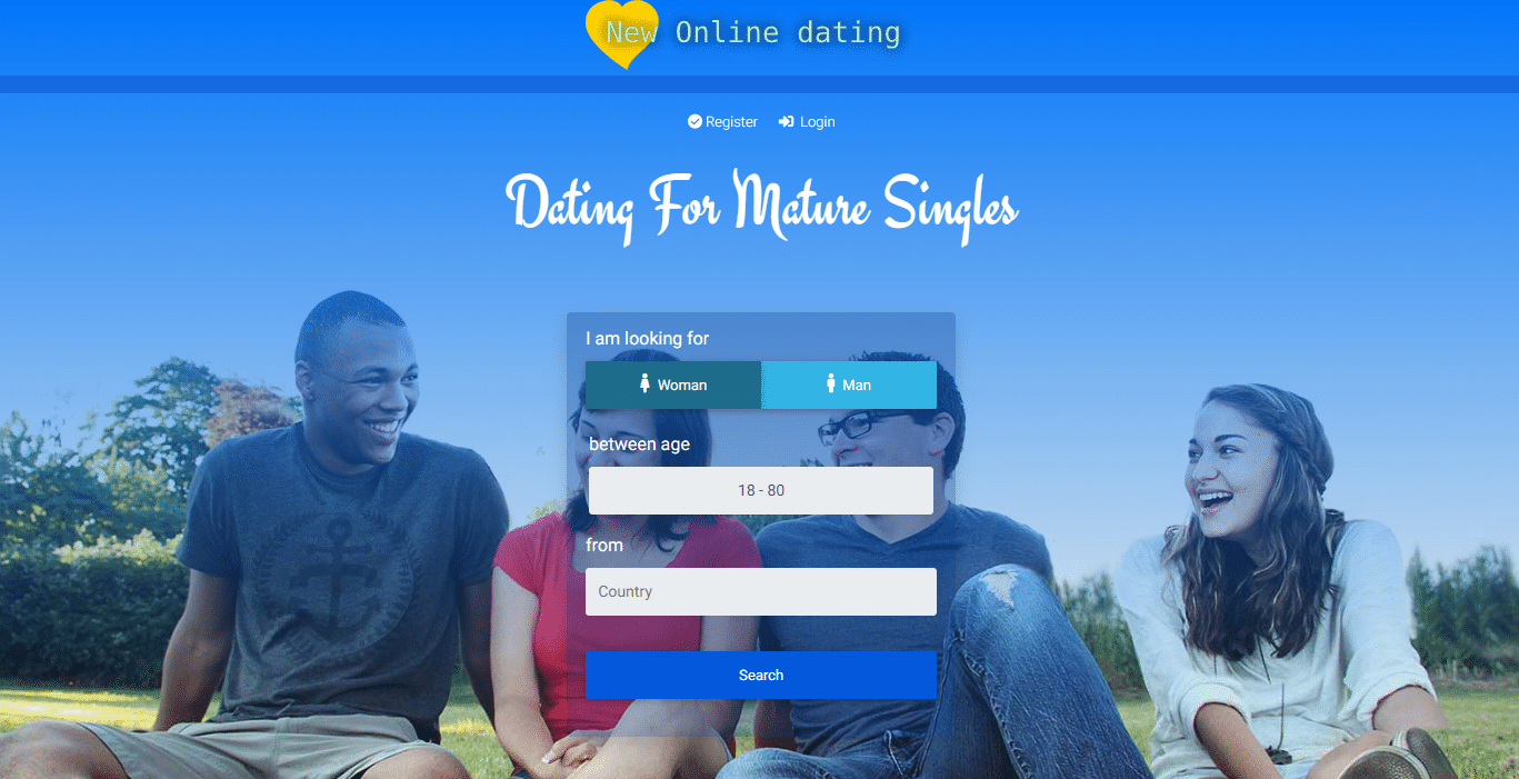Creare website Dating 8