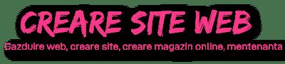 Logo Creare site web 2021