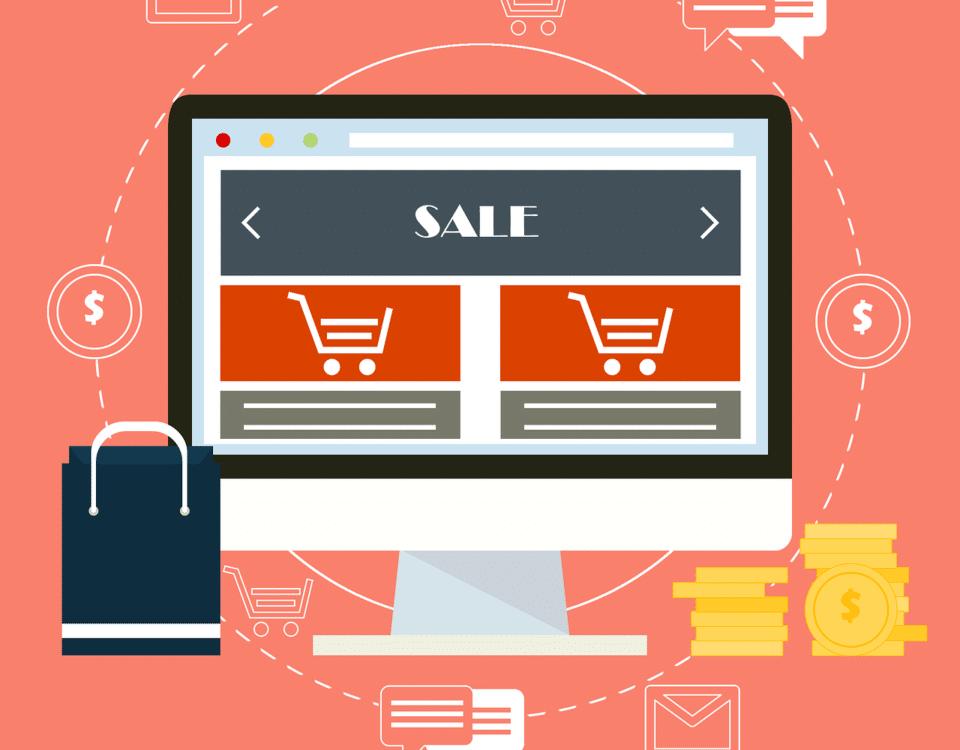 crearea unui magazin online cu Woocommerce